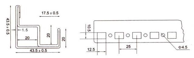 方管电路实际图